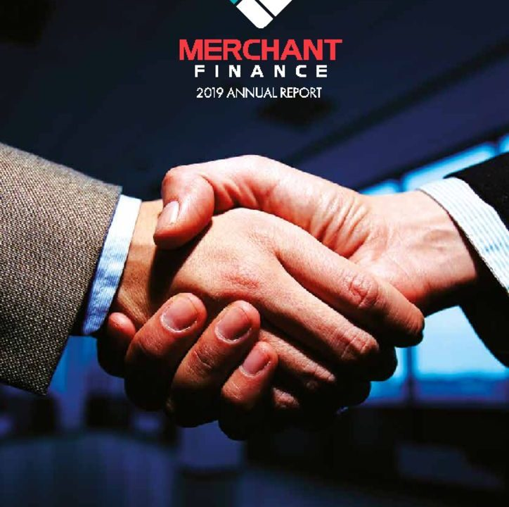 thumbnail of Merchant 2019 Annual report